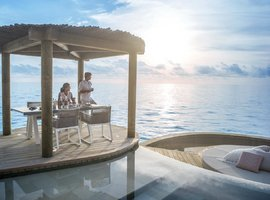 Отель InterContinental Maldives Maamunagau Resort