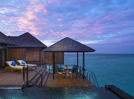 Курортный отель The Sun Siyam Iru Fushi Luxury Resort Maldives